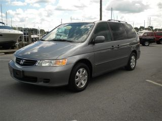 2002 Honda Odyssey Ex - Cd Traction Abs A / C - Excellent photo
