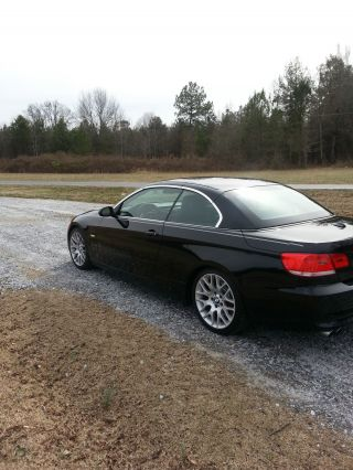 2009 Bmw 328i Hardtop Convertible 2 - Door 3.  0l Sports And Coldweather Package. photo