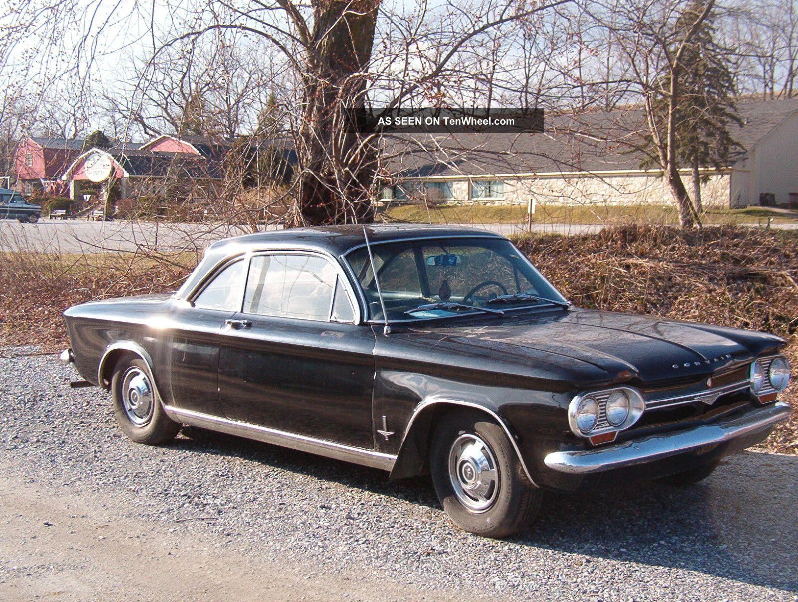 1964 Chevrolet Corvair Monza Coupe Corvair photo