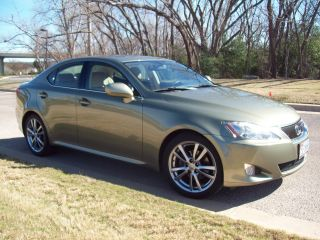 2008 Lexus Is250 Sedan 4 - Door 2.  5l photo