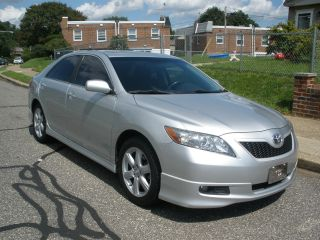 2008 Toyota Camry Se Sedan 4 - Door 2.  4l photo