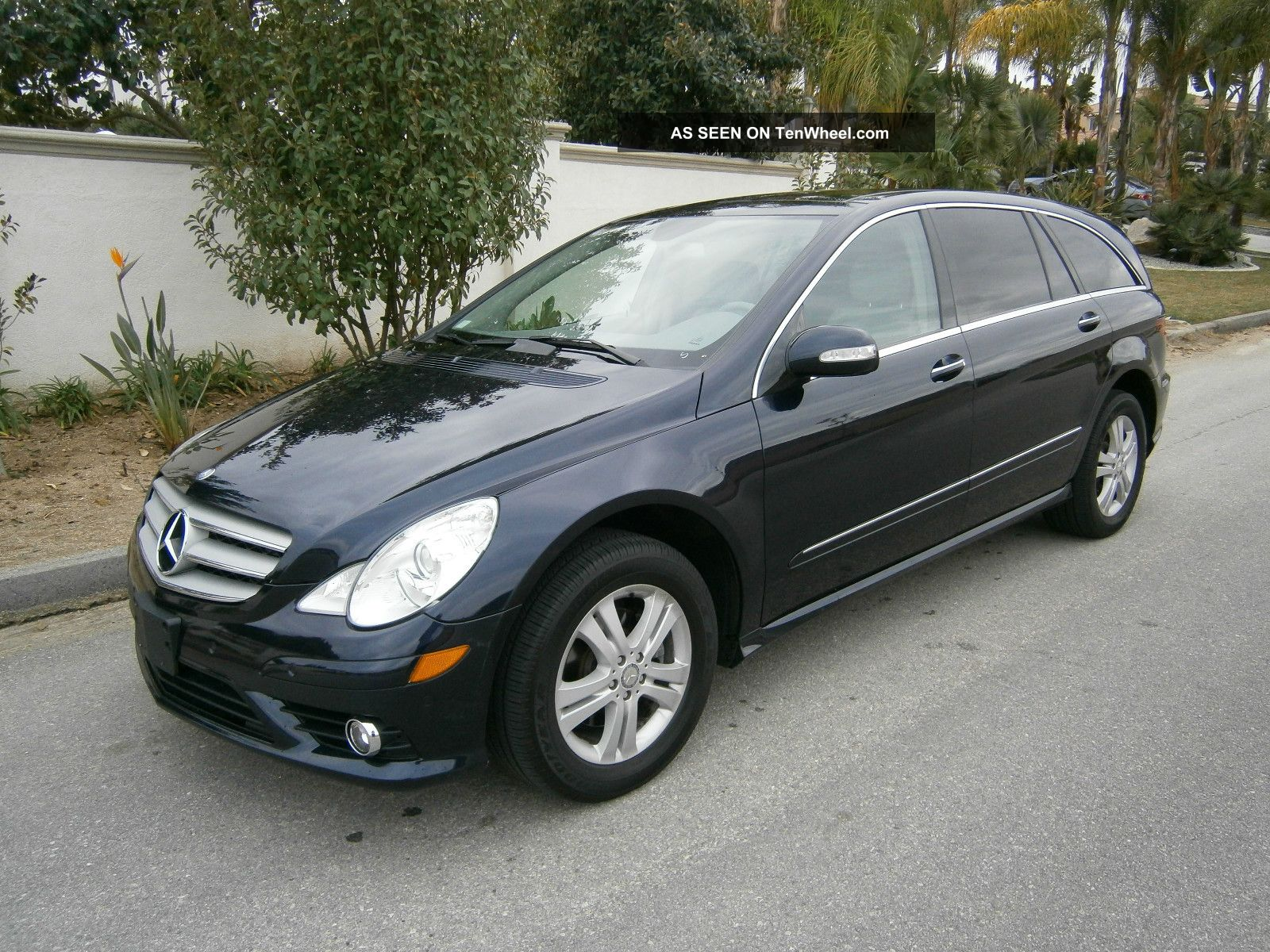 2008 mercedes benz r320 cdi 3 0l diesel pano roof for Mercedes benz r320 cdi
