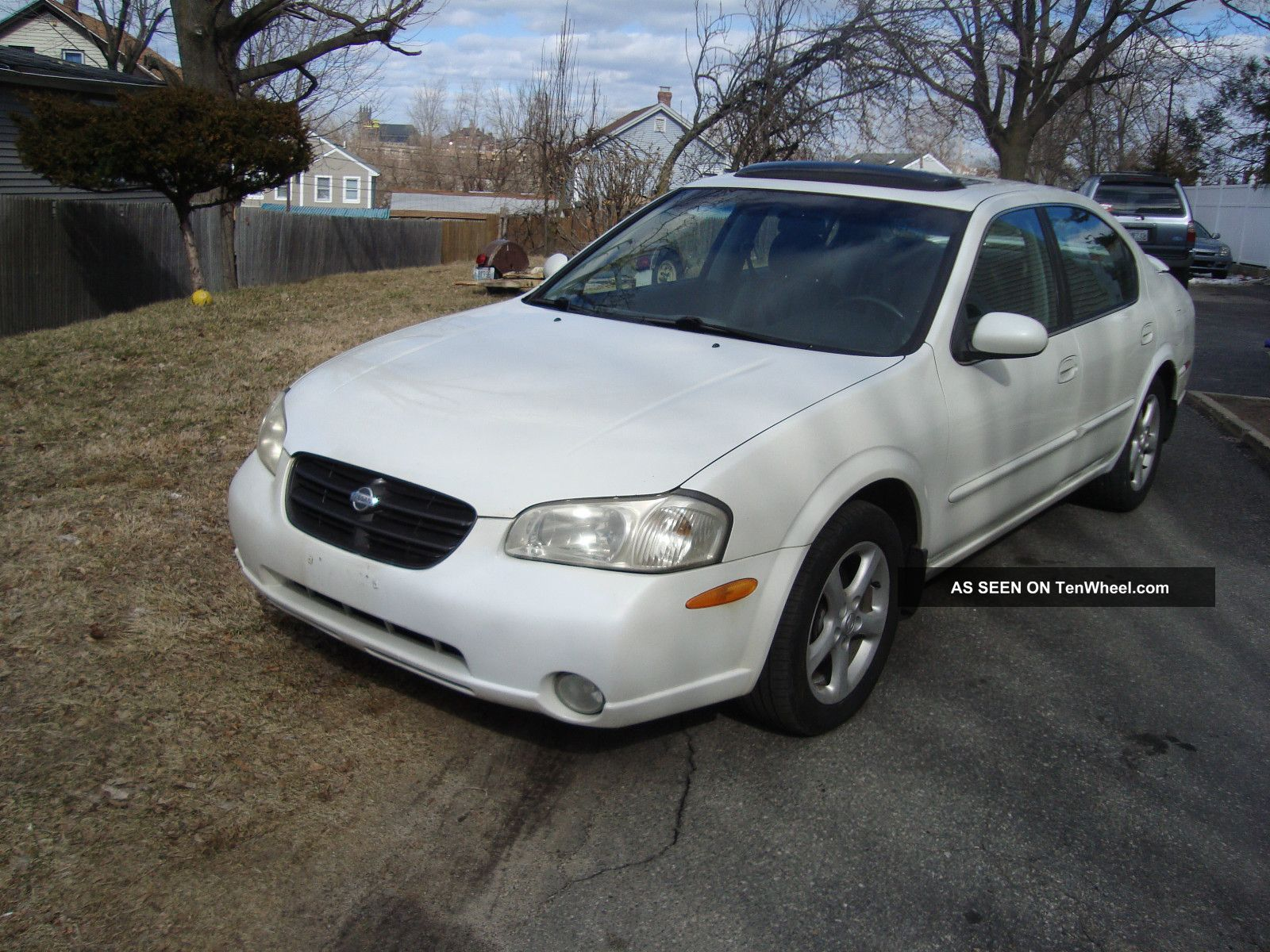 2000 Nissan Maxima Se V6 3 0l Engine Interior Price