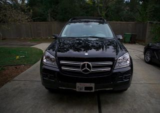 2008 Mercedes Benz Gl450 4 - Matic photo