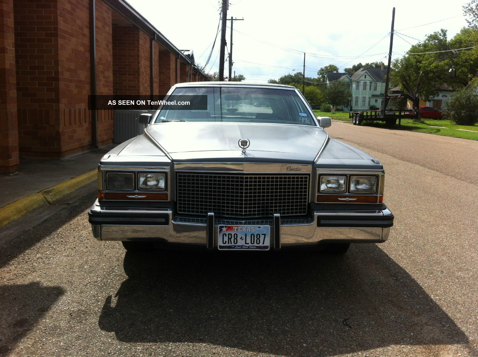 1987 Cadillac Brougham D ' Elegance Other photo