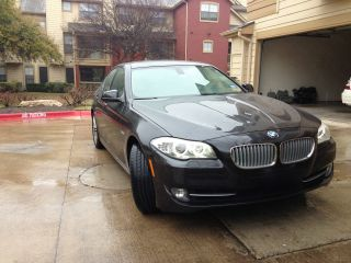 2011 Bmw 550i Base Sedan 4 - Door 4.  4l photo