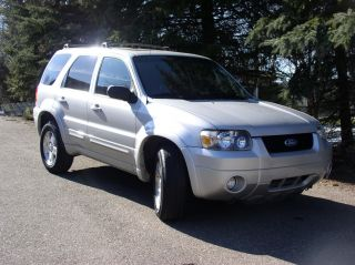2007 Ford Escape Limited Sport Utility 4 - Door 3.  0l photo