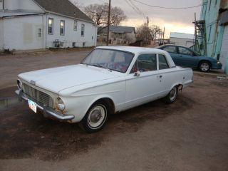 1963 Plymouth Valiant photo