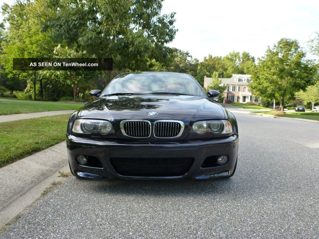 2005 Bmw M3 Convertible W / Smg And M3 photo