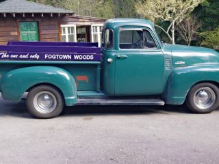 1954 Chevy 3100 Short Bed Pickup Truck Partially,  Modified photo