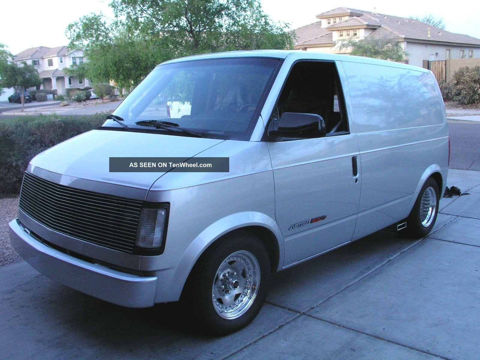 1988 Chevrolet Pro Street Astro Van