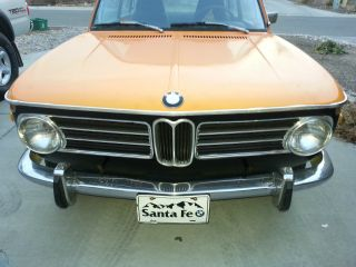 1970 Bmw 2002 5 Speed photo