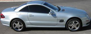 2004 Mercedes - Benz Sl55 Amg Base Convertible 2 - Door 5.  5l photo