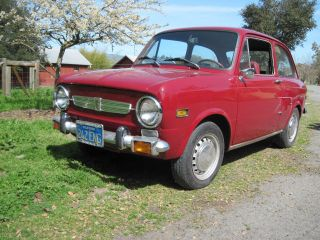 Classic 1971 Fiat 850 Berlina photo