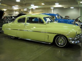 1951 Mercury Monterey Coupe photo