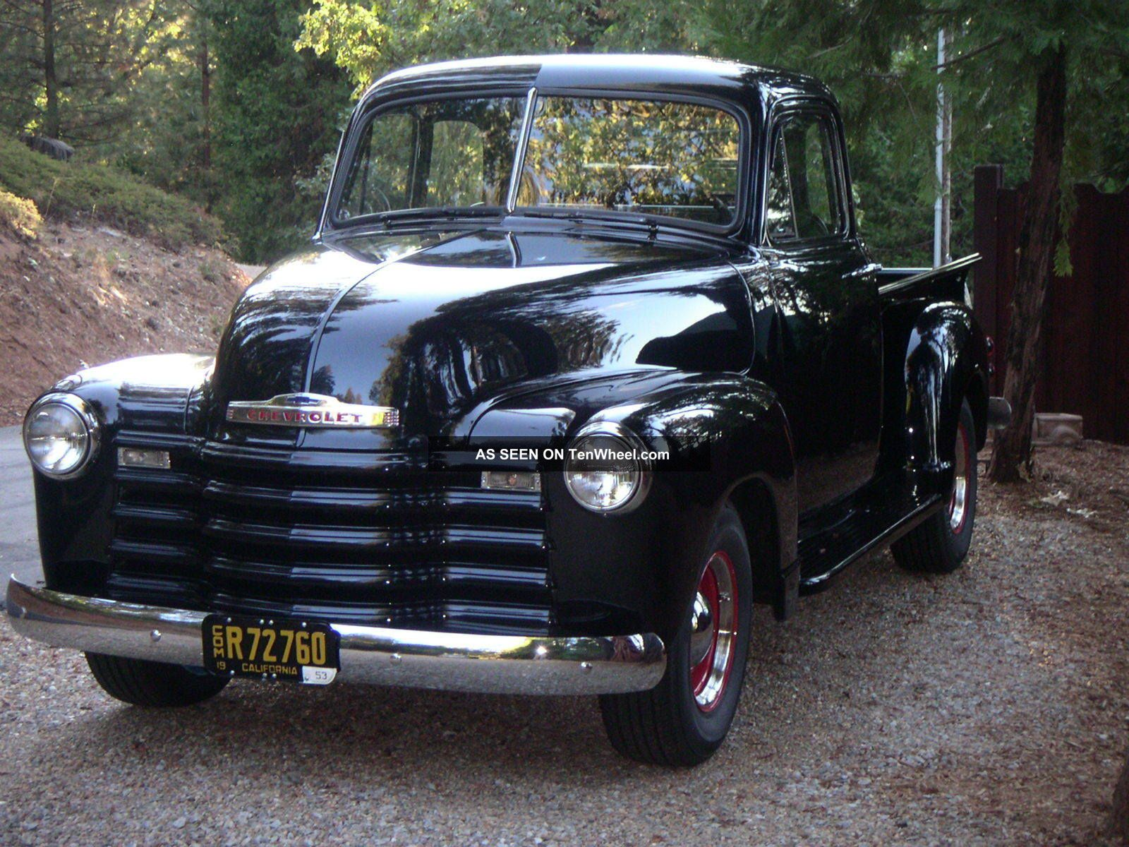 1956 chevy truck 235 engine 1956 free engine image for. Black Bedroom Furniture Sets. Home Design Ideas