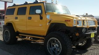 Big & Tall Hummer,  2003 H2 Loaded photo