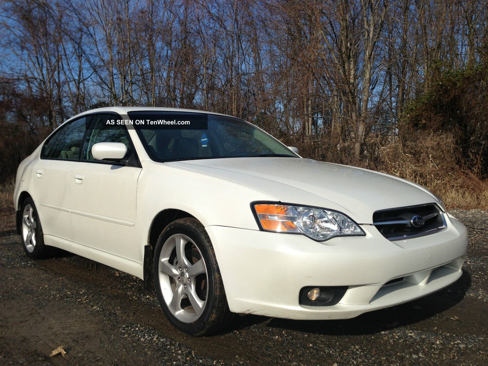 2007 subaru legacy 2 5i limited awd 2 5l loadedextra. Black Bedroom Furniture Sets. Home Design Ideas