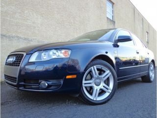 2006 Audi A4 2.  0t Quattro Manual 6 - Spd Premium Pkg Heated Sts photo