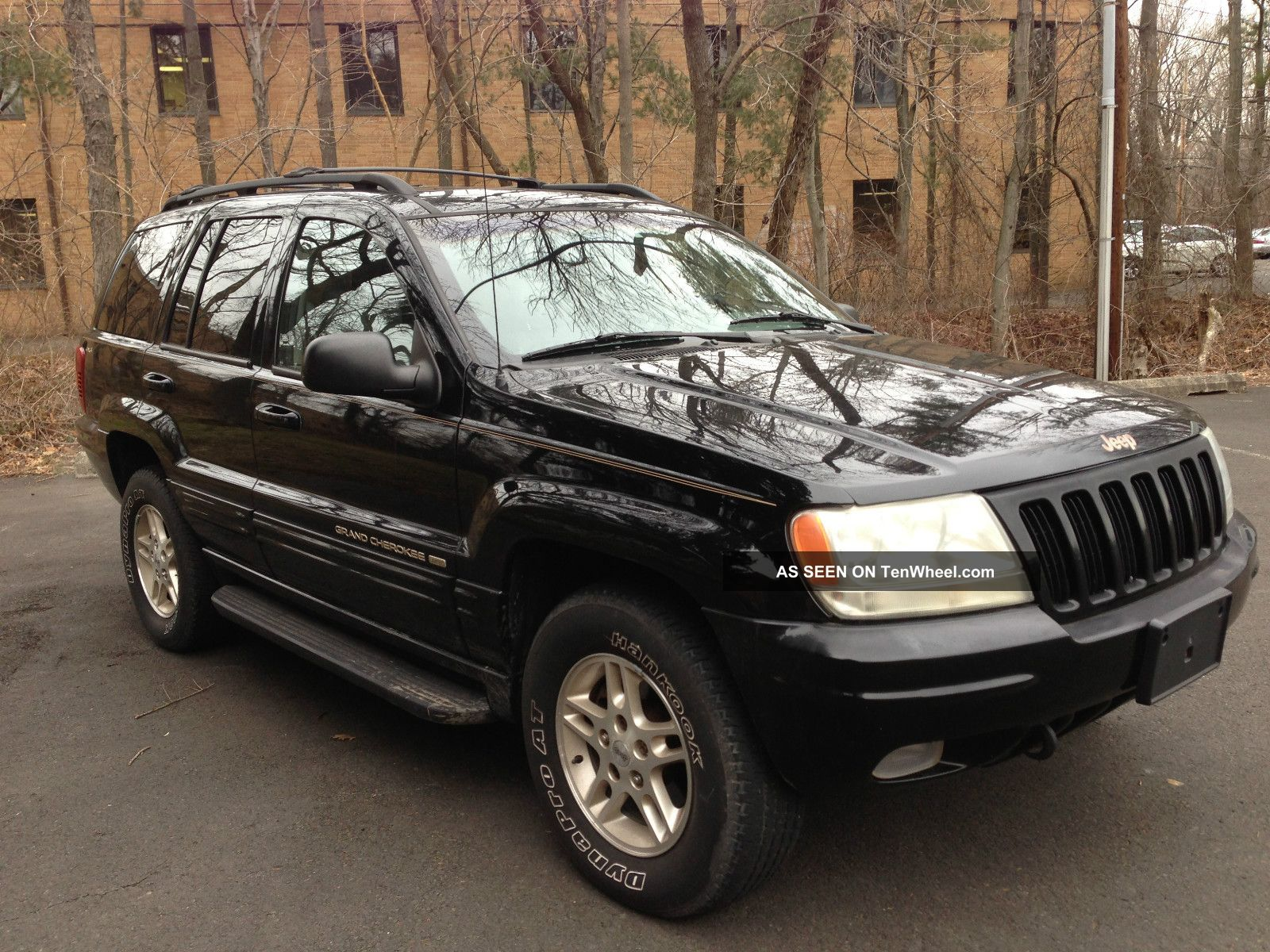 BMW With 3Rd Row Seating >> 1999 Jeep Grand Cherokee Limited 4x4 Loaded