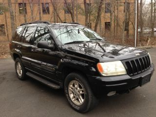 1999 Jeep Grand Cherokee Limited 4x4 Loaded photo