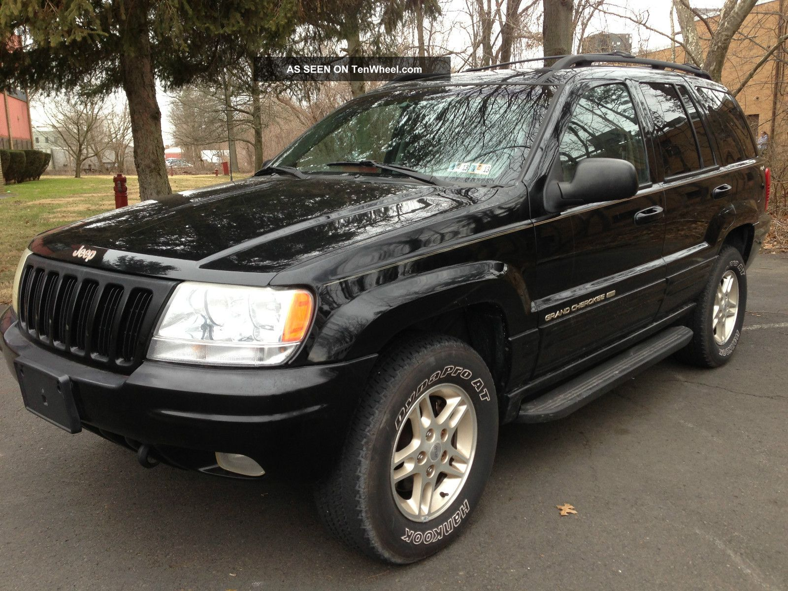 1999 Jeep Grand Cherokee Limited 4x4 Loaded