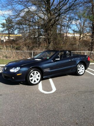 2003 Mercedez Benz 500 Sl With L@@k Only 28k Convertible photo