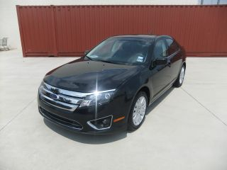 2011 Ford Fusion Hybrid Navi Moon Bliss Camera 502a Rebuilt photo