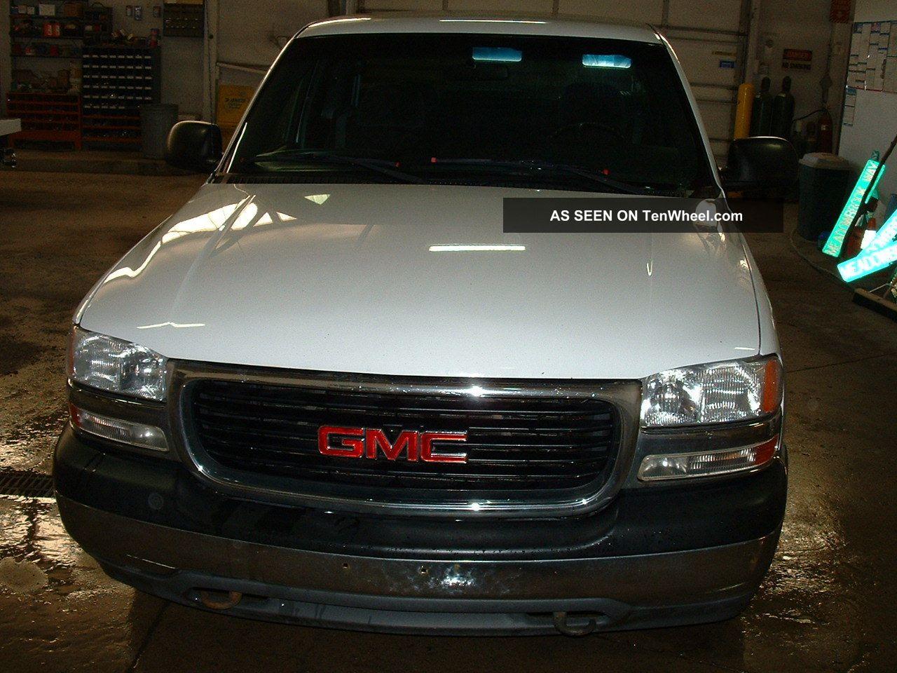 2000 gmc sierra 1500 sl extended cab pickup 4 door 5 3l. Black Bedroom Furniture Sets. Home Design Ideas
