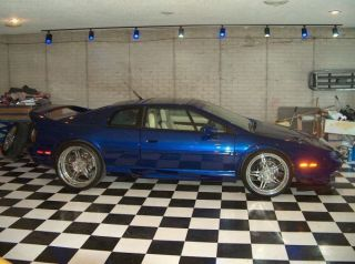 1997 Blue Lotus Esprit Twin Turbo V8 photo