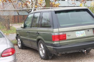 2000 Range Rover Need Transfer Case.  Everythin Else Is In Great Shape photo