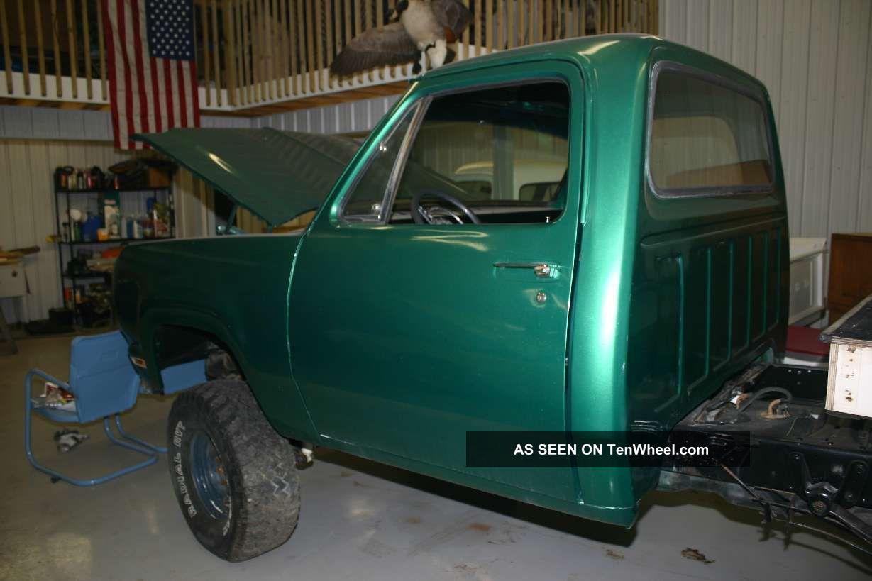 1978 dodge ram diesel