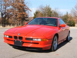 Classic 1991 Bmw 850i Coupe photo