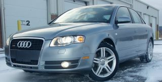 2006 Audi A4 Awd V6 Quattro 79k Loaded photo