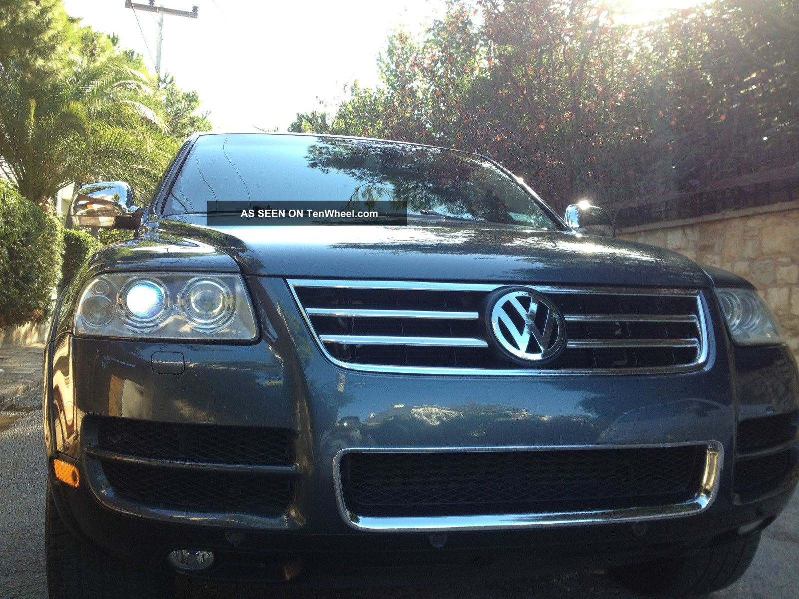2004 volkswagen touareg v8 premium package. Black Bedroom Furniture Sets. Home Design Ideas