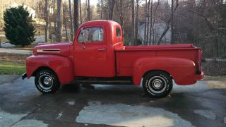 1950 Ford F - 1 Pick Up Truck photo