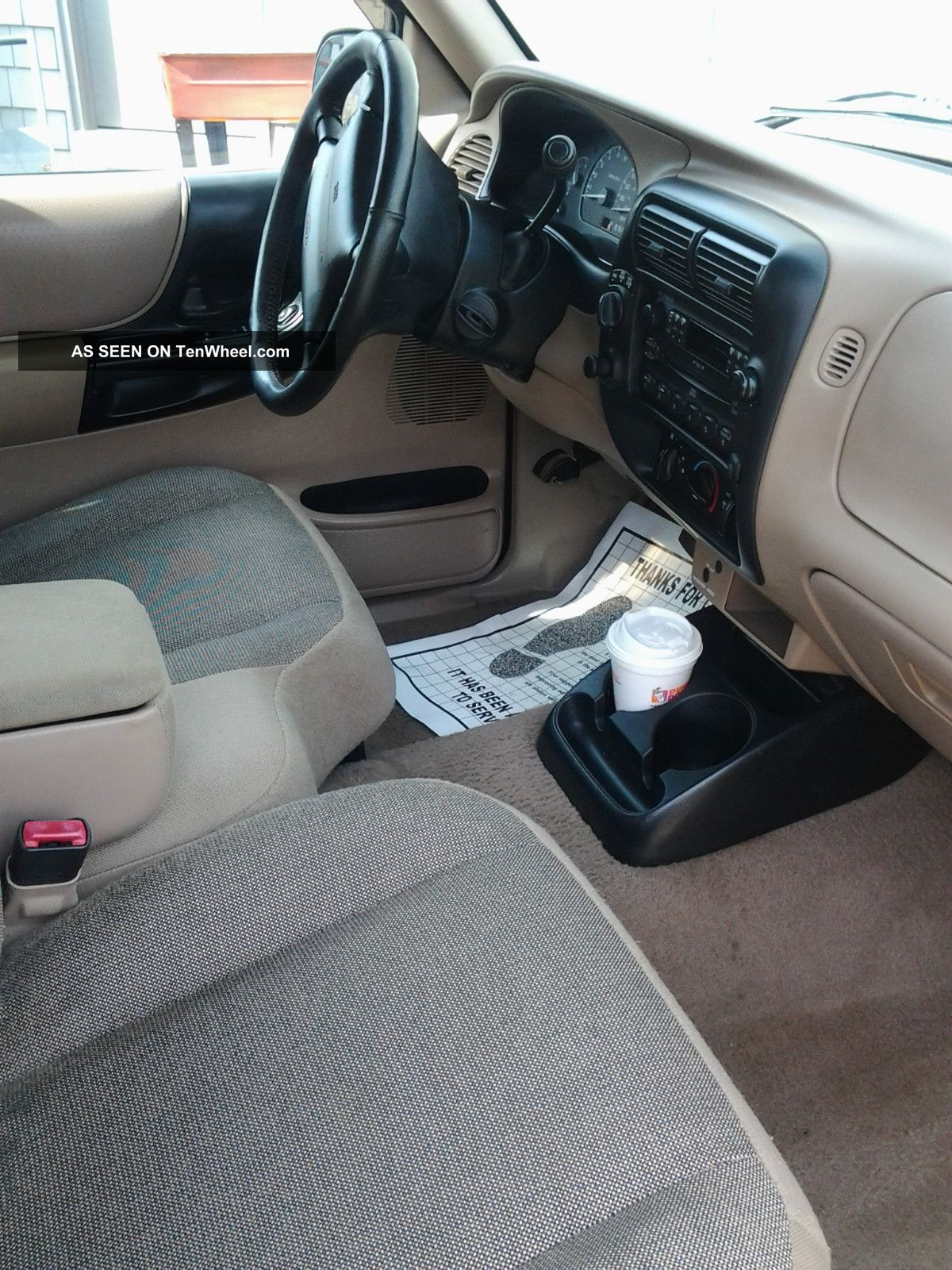 Charming 2000 Ford Ranger XLT Regular Cab Interior Photos . Beautiful TenWheel Design Ideas