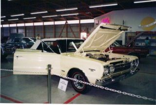 1967 Plymouth Hemi Gtx Convertible photo