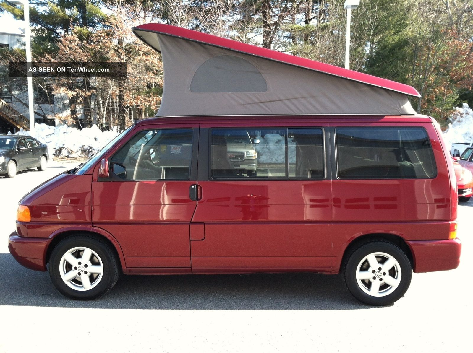2002 Vw Eurovan Weekender - Pop Top - Rare - - Needs Nothing EuroVan photo