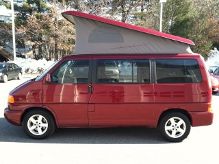 2002 Vw Eurovan Weekender - Pop Top - Rare - - Needs Nothing photo