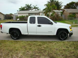 2005 Chevy Colorado Four Cylinders Saver In Gas photo