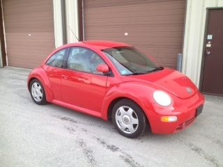 1998 Volkswagon Beetle Tdi Diesel 50 Mpg Vw photo