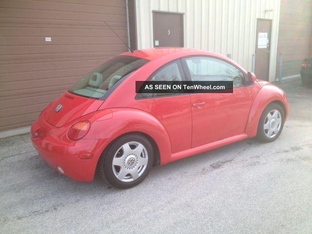 1998 volkswagen beetle owners manual