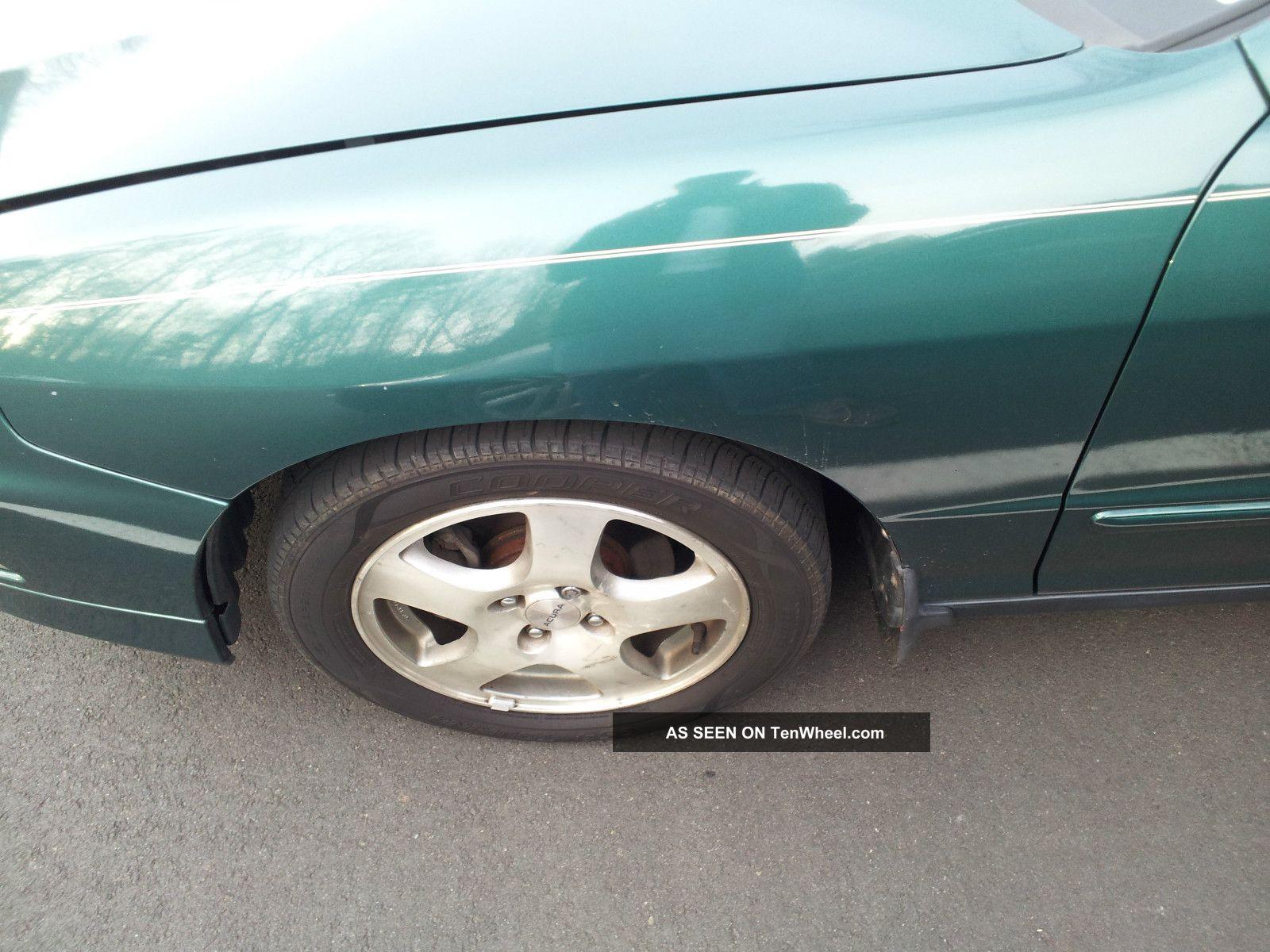 Acura Integra Gs R Sedan Door L No Mods No Rust All Stock Lgw