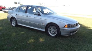 2001 525i Ice Cold A / C,  Fl Car,  Always Bmw Serviced,  Excellent photo