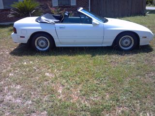 1991 Mazda Rx - 7 Convertible Convertible 2 - Door 1.  3l photo