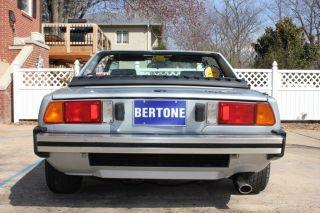 1984 Bertone X - 1 / 9 Base Coupe 2 - Door 1.  5l photo