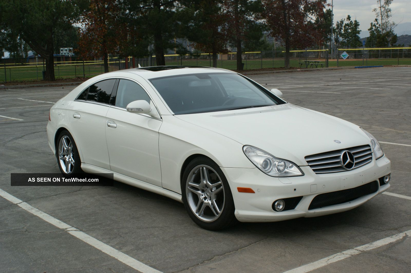 2007 mercedes benz cls550 base sedan 4 door 5 5l for 2007 mercedes benz cls