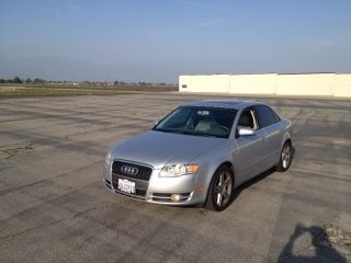 2005 Audi A4 Base Sedan 4 - Door 2.  0l photo