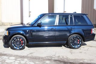 2008 Range Rover Supercharged Immaculate Full Overfinch Kit photo